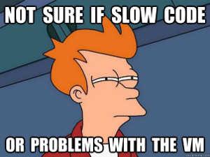 Slow code?